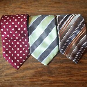 Neck tie bundle